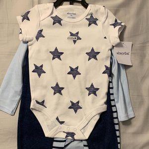 4 piece infant set